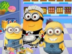 Play Minions Shopping Mania free