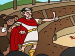 Play Caesar's Day Off free