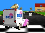 Game 3D Icecream Van Racing