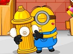 Game Minion Love Kiss