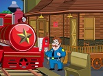 Game Locomotive Escape