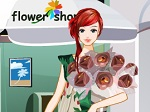 Play Flower Store Girl Dress Up free