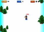 Game Super Snowboard X