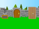 Play Locked Garden Escape free