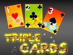 Play Triple Solitaire free