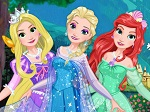 Play Elsa Disney Princess free