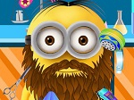 Play Minion Beard Shaving free