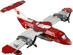 Play Lego Airplane Jigsaw free