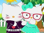 Play Hello Kitty's New Boyfriend free