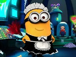 Play Minion Laboratory Cleaning free