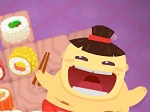 Play Sumo Sushi Puzzle free