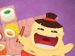 Game Sumo Sushi Puzzle