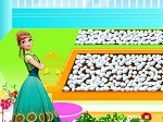 Play Frozen Garden Decor free