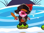 Game Bomb the Pirate Pigs