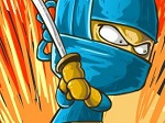 Game Ninja Ultimate War 4