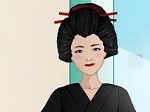 Play Geisha Girl Makeover free