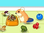 Play Hamster Lost in Food free