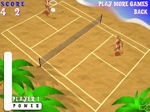 Game Beach Tennis