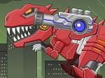 Game Robot Mexico Rex
