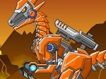 Game Robot Raptors
