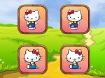 Game Hello Kitty Matching