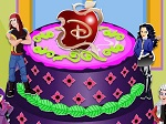 Play Descendants Birthday Cake free