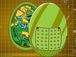 Game Steel Dino Toy: Stegosaurus